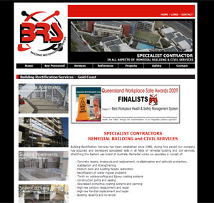 Building Rectification Services (BRS)
