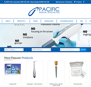 Pacific Dental Specialties